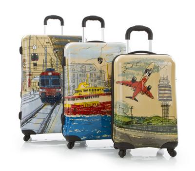 Чемоданы-фото охотничьи сумки и рюкзаки